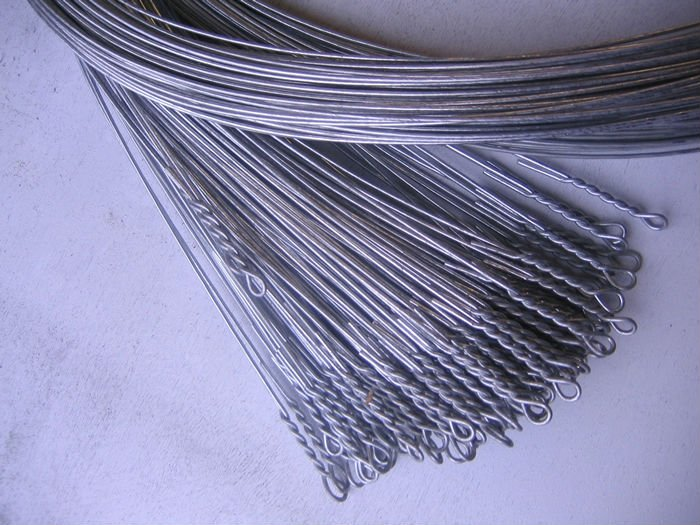 Galvanized Cotton Bale Wire Ties