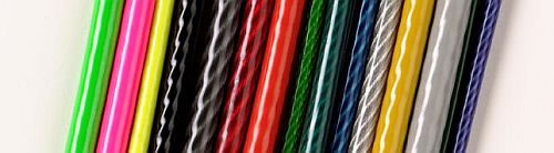 Vinyl Coated Steel Wire