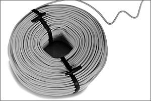 Small Coil Tie Wire, Tie Wire, Loop Tie Wire, Wire Ties | Loopan ...